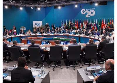 G20 Leaders' Meeting