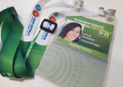 RFID credential