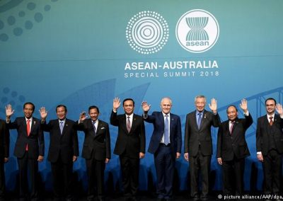 ASEAN Leaders with PM Turnbull