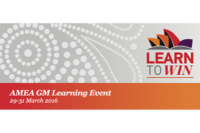 IHG GM Learning Event - Sydney, March