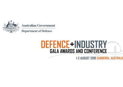 Defence + Industry Conference - Canberra, August
