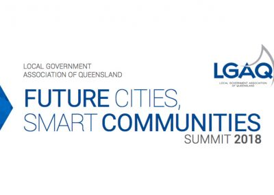 Future Cities Summit - Cairns, July