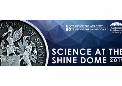 Science at the Dome 2019